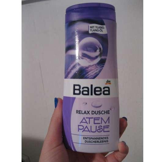 Balea Relax Dusche Atempause