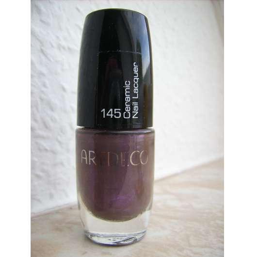 ARTDECO Ceramic Nail Lacquer, Farbe: 145 Mystic Grey Violet