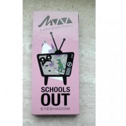Produktbild zu MANHATTAN Viva Collection Eyeshadow Palette – Farbe: 3 Schools Out (LE)
