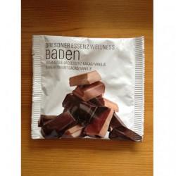 Produktbild zu Dresdner Essenz Wellness Baden Wärmende Badeessenz Kakao/Vanille