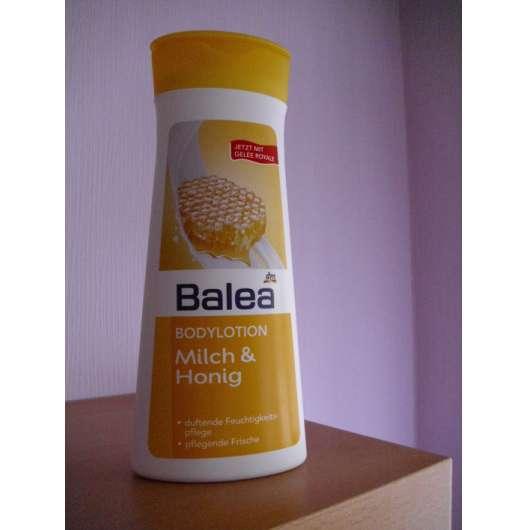 Balea Bodylotion Milch & Honig