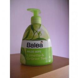 Produktbild zu Balea Milde Seife Limette & Grüner Tee