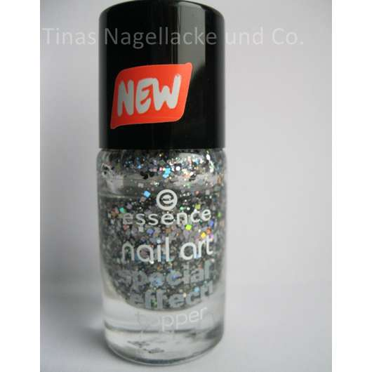 essence nail art special effect topper, farbe: 11 disco disco