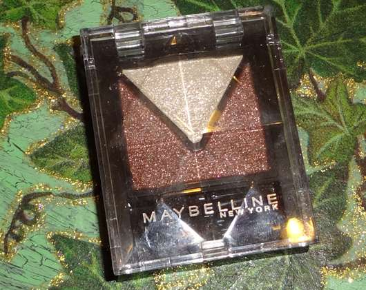 Maybelline Eyestudio Color Explosion Lidschatten, Farbe: 720 Brownie Gold