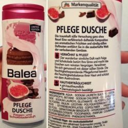 Produktbild zu Balea Pflegedusche Feigen- und Schokoladenduft (LE)