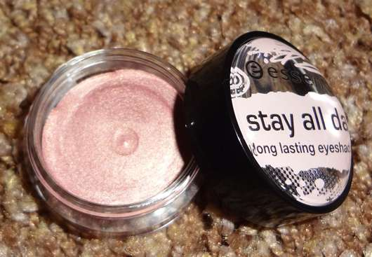 essence stay all day long lasting eyeshadow, Nuance: 09 for fairies