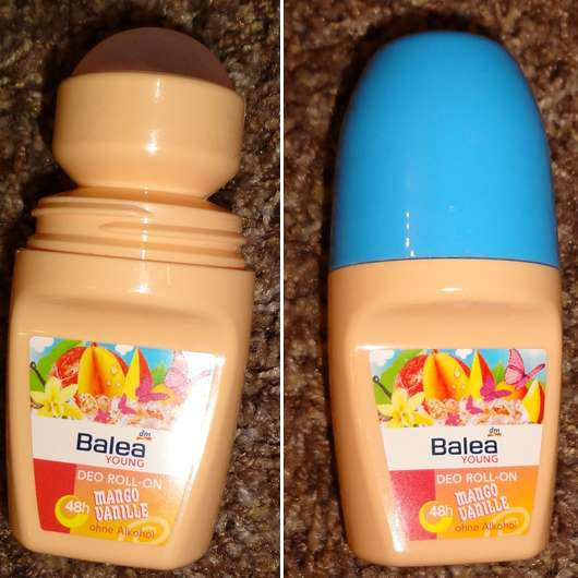 <strong>Balea Young</strong> Deo Roll-On 48h Mango Vanille