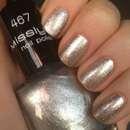 Misslyn nail polish, Farbe: 467 Night Fever