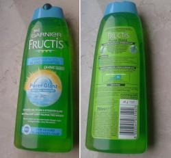 """Produktbild zu Garnier Fructis Kräftigendes Glanz-Shampoo """"Purer Glanz"""""""