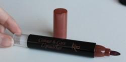Produktbild zu Rival de Loop Colour & Care Lipmarker – Farbe: 04 Chocolate