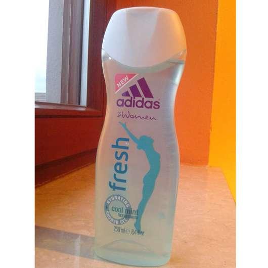 """adidas for women fresh Hydrating Shower Gel """"Cool Mint"""""""