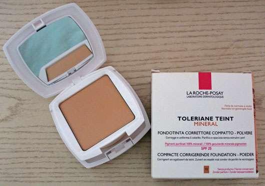 <strong>LA ROCHE-POSAY</strong> Toleriane Teint Mineral Korrigierendes Kompakt-Puder Make-up - Nuance: 13 Beige Sable