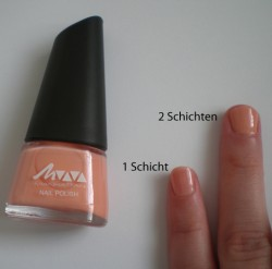 Produktbild zu MANHATTAN Viva Collection Nail Polish – Farbe: 1 (LE)