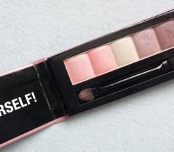 Produktbild zu MANHATTAN Viva Collection Eyeshadow Palette – Farbe: 1 Top News (LE)