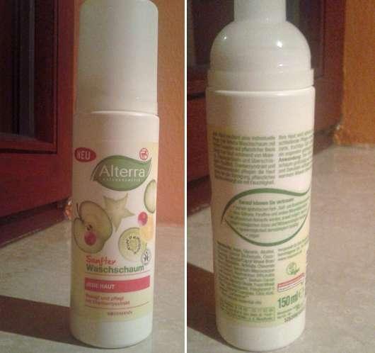 Alterra Sanfter Waschschaum (jede Haut)