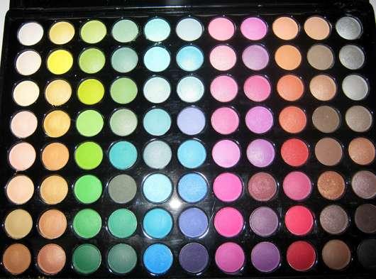 BH Cosmetics 88 Color Palette Standard Matte Eyeshadow