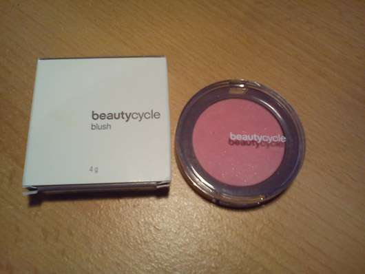 beautycycle blush, Farbe: pink pebble