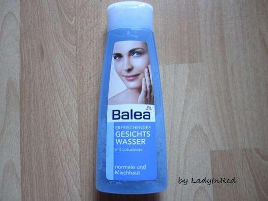 Balea Erfrischendes Gesichtswasser (normale und Mischhaut)
