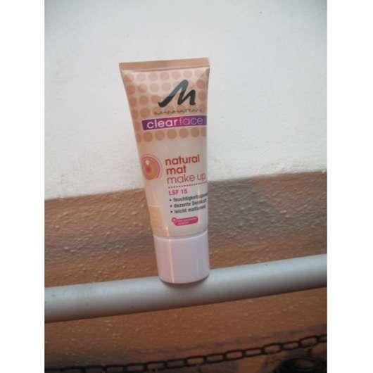 Manhattan Clearface Natural Mat Make-Up, Nuance: 70 Vanilla