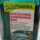 Alta Pharma Erkältungs-Linderungs-Bad