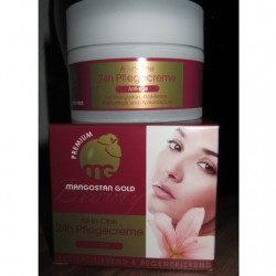 Produktbild zu Mangostan Gold Premium 24h All-In-One 24h Pflegecreme (Anti-Age)