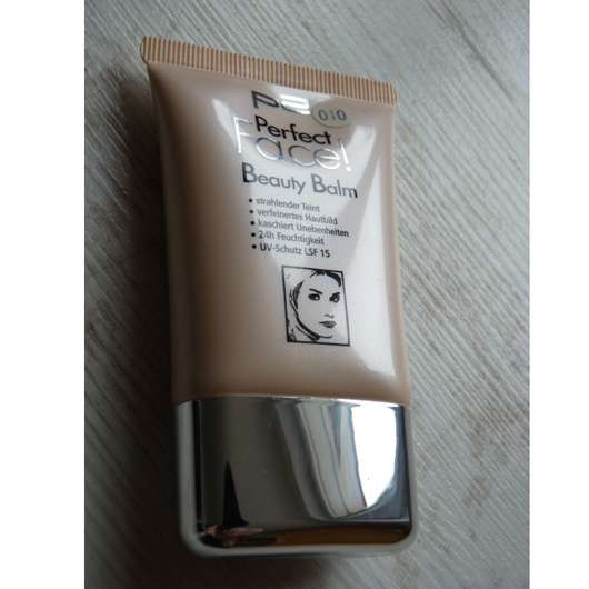 p2 Perfect Face Beauty Balm, Nuance: 010 light