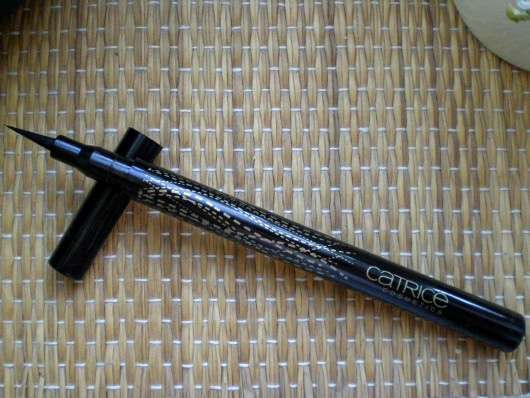 Catrice Superfine Eye Liner Pen, Farbe: 01 Black Bindi (spectaculART LE)