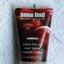 Anne Lind Cranberry Duschpeeling