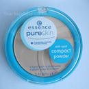 essence pure skin anti-spot compact powder, Farbe: 01 beige