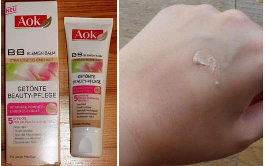 <strong>Aok</strong> BB Blemish Balm Getönte Beauty-Pflege - Farbe: Hell (jeder Hauttyp)