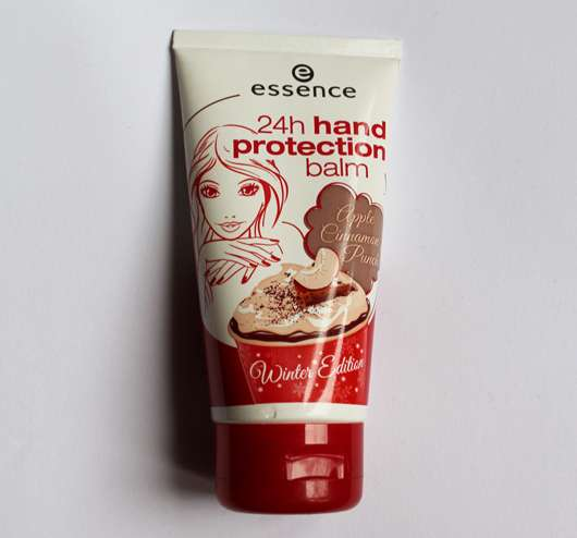 essence 24h hand protection balm apple cinnamon punch (LE)