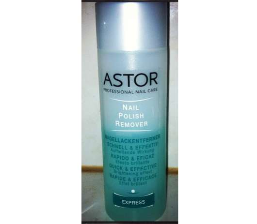 Astor Nail Polish Remover Express