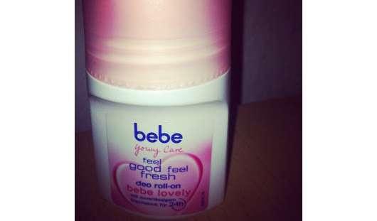"bebe Young Care feel good feel fresh ""bebe lovely"" Deo Roll-On"