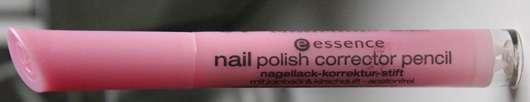 essence nail polish corrector pencil