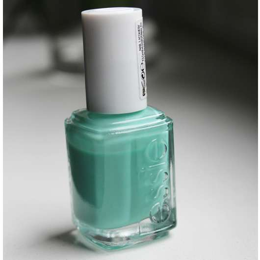 essie Nagellack, Farbe: 98 Turquoise & Caicos