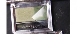 Produktbild zu Maybelline New York Eyestudio Duo Lidschatten – Farbe: 531 Warm Green