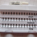 p2 individual false lashes