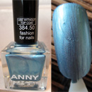ANNY Nagellack, Farbe: fashion for nails (dressed for the stage LE)