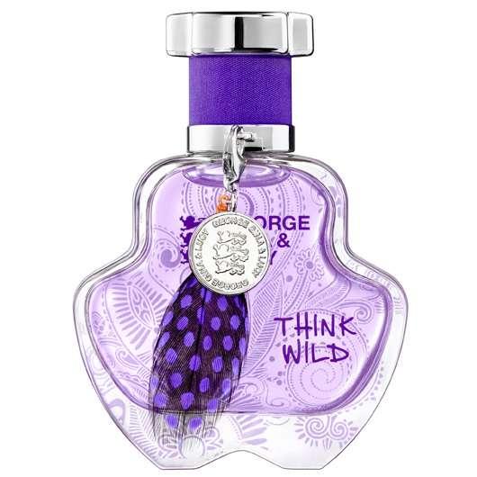 Der neue Duft von George Gina & Lucy – THINK WILD