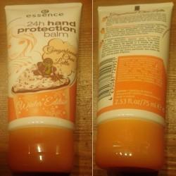 Produktbild zu essence 24h hand protection balm gingerbread chai latte (LE)