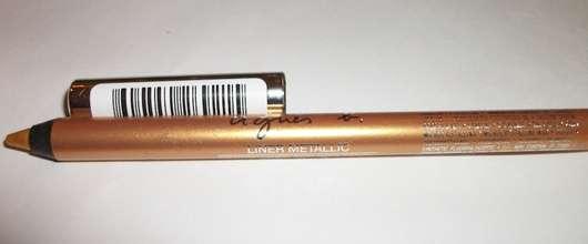 agnès b. Liner Métallic, Farbe: Pures Gold (LE)
