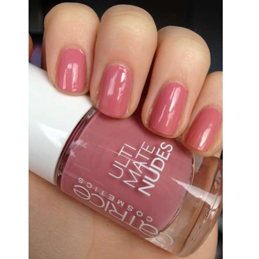 Catrice Ultimate Nudes Nail Lacquer, Farbe: 090 Karl Says Très Chic