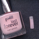 p2 last forever nail polish, Farbe: 130 lovely moment