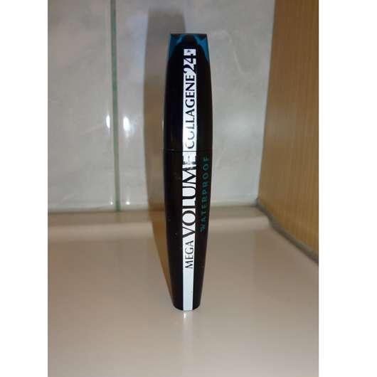 3a49b9952c4 Test - Mascara - L'Oréal Paris Mega Volume Collagene 24H Waterproof Mascara,  Farbe: Mega Black – Testbericht von HonigErdbeere