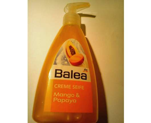 Balea Creme Seife Mango & Papaya