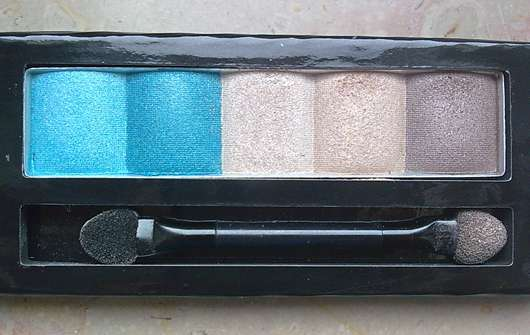 Manhattan & Viva Collection Eyeshadow Palette, Farbe: 4 Night Sounds (LE)