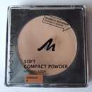 Manhattan Soft Compact Powder Natural Look, Farbe: 9 Chocolat
