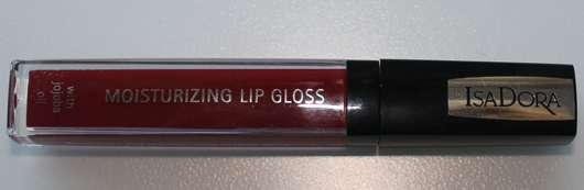 IsaDora Moisturizing Lip Gloss, Farbe: 22 Diva Red (LE)