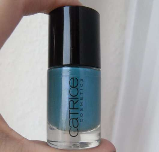 Catrice Ultimate Nail Lacquer, Farbe: 880 No Snow Petrol
