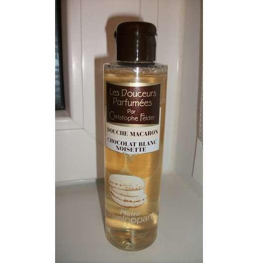 """Les Douceurs Parfumées Par Christophe Felder Douche Macaron """"Chocolat Blanc Noisette"""""""